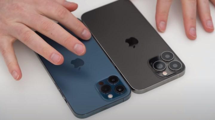 iPhone 13 tasarımı