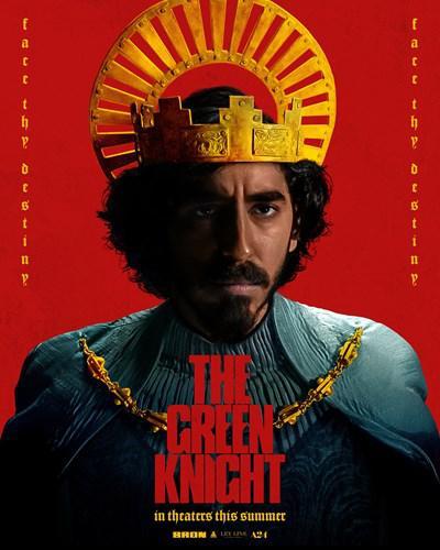 Fantastik orta çağ filmi The Green Knight'tan yeni fragman