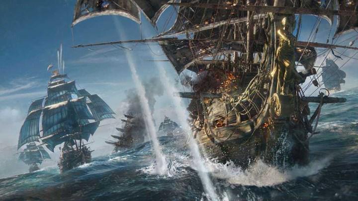 Ubisoft'un korsan temalı açık dünya oyunu Skull & Bones bir kez daha ertelendi