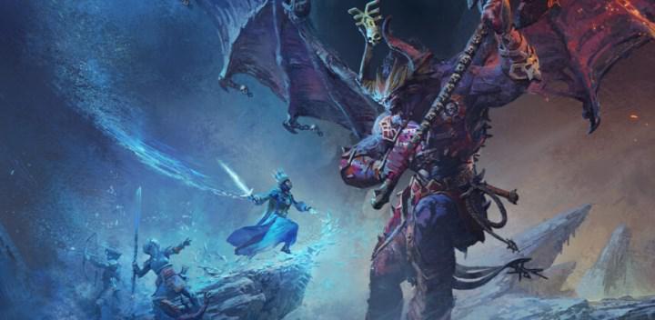 Strateji oyunu Total War: Warhammer III'ten sinematik fragman paylaşıldı