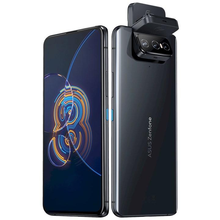 Dönebilir kameralı Asus Zenfone 8 Flip karşınızda