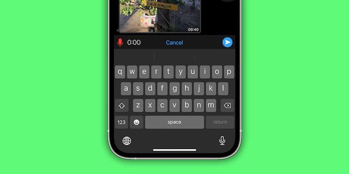 WhatsApp, sesli mesajlara önizleme seçeneği getiriyor