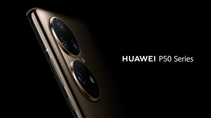 Huawei P50 kamerası