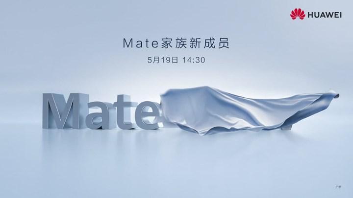 Huawei, 19 Mayıs etkinliğini onayladı: Hangi ürünler tanıtılacak?