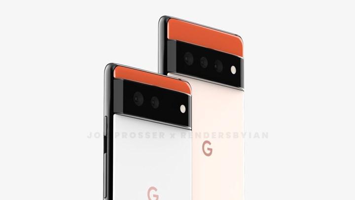 Google Pixel 6 & Piixel 6 Pro