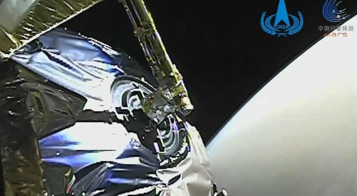 Çin'den tarihi bir başarı daha: Mars'a iniş yapabilen ikinci ülke oldu