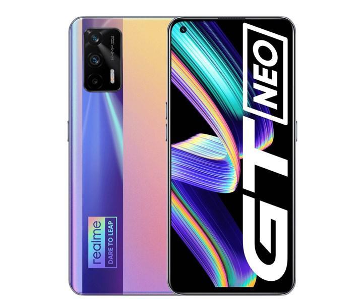 Realme'den 65W hızlı şarj destekli GT Neo Flash Edition geliyor