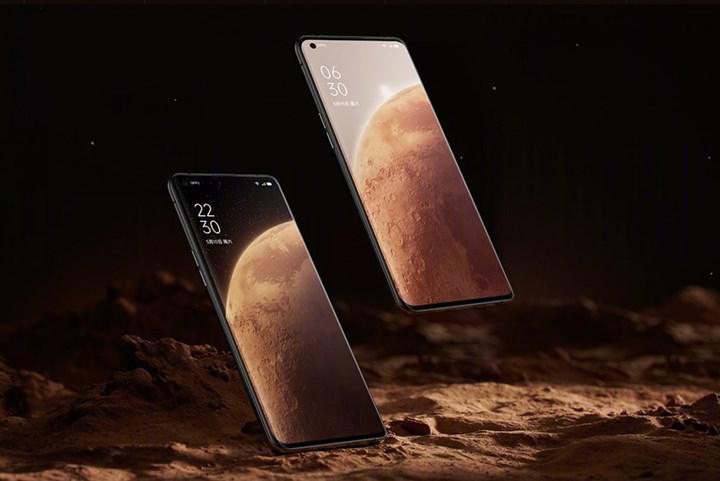 Oppo, Find X3 Pro'nun Mars Exploration sürümünü tanıttı