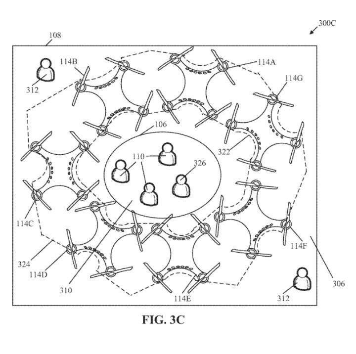 Sony, açık ve kapalı ortamda gürültü engelleme özelliği sunan dron patentine başvurdu