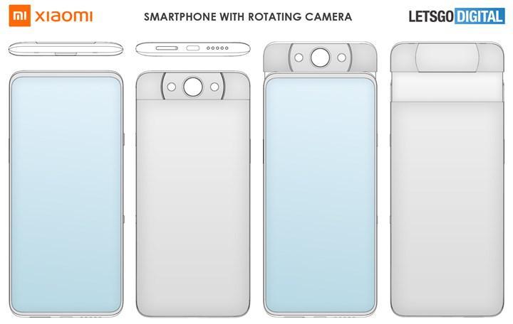 Xiaomi, Samsung Galaxy A80 gibi dönebilen kameralı bir akıllı telefon çıkarabilir