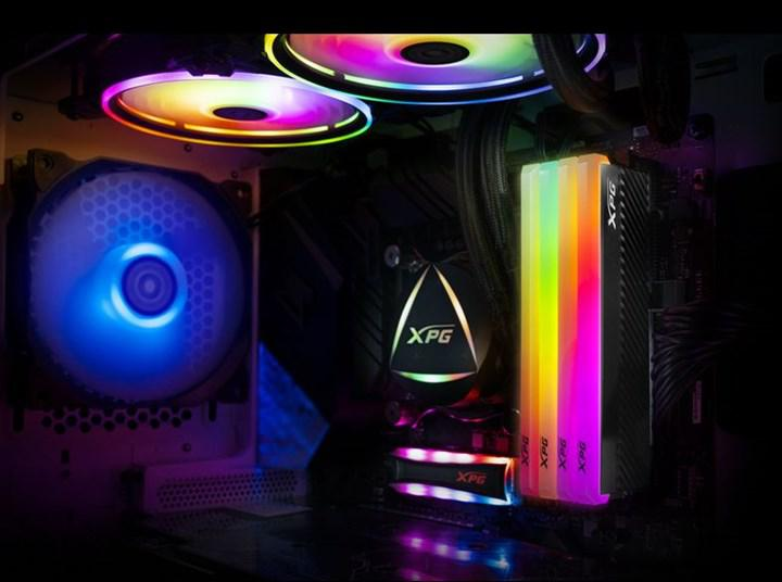 ADATA XPG Spectrix D45G RGB ve Gammix D45 belleklerini duyurdu
