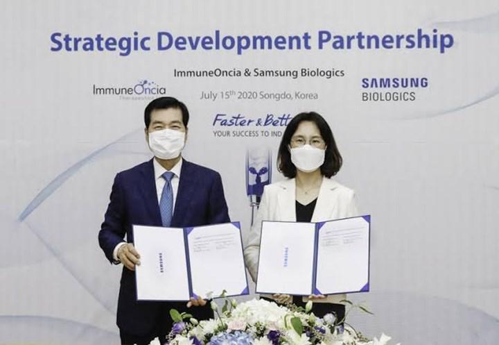 Samsung ve BionTech arasında iş birliği iddiası