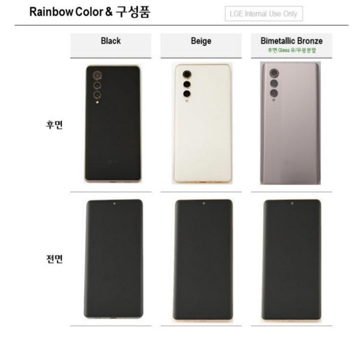 LG Velvet 2 Pro ve genişleyebilir telefonlar çalışanlara satılacak