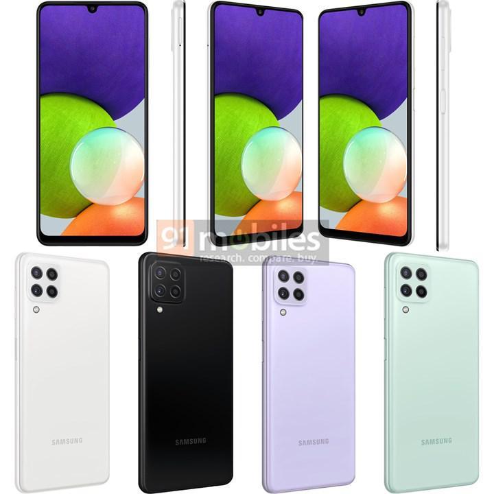 En ucuz 5G Samsung telefon yolda