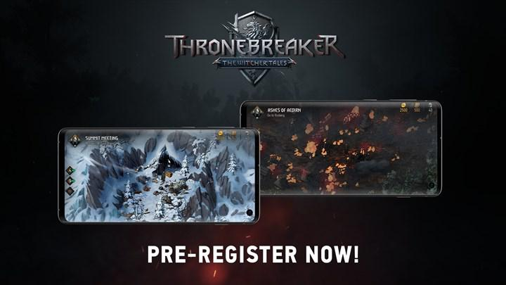 Thronebreaker Android'e geliyor.