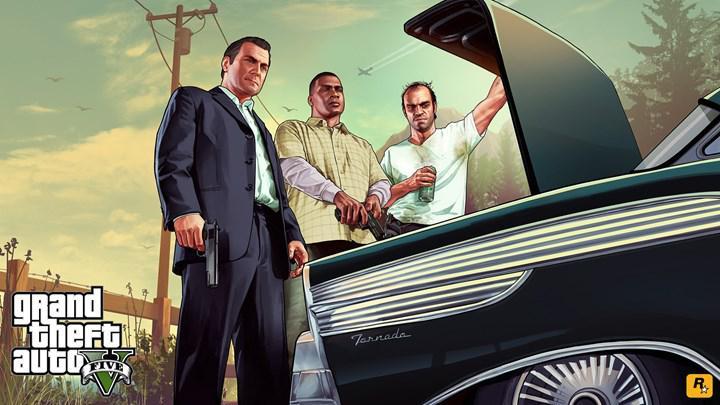 GTA 5'in Xbox Series ve PS5 çıkış tarihi belli oldu