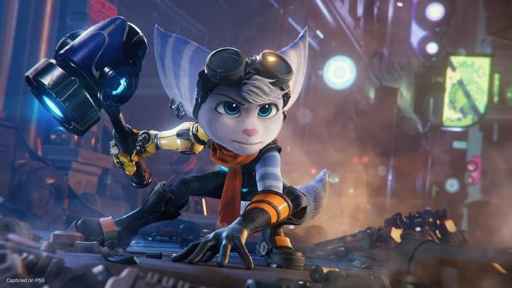 Ratchet & Clank: Rift Apart'ın oynanış videosu paylaşıldı