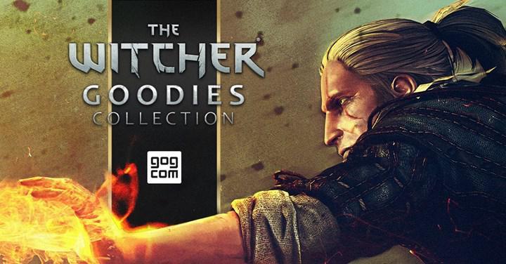 GOG'da The Witcher Goodies Collection hediye ediliyor