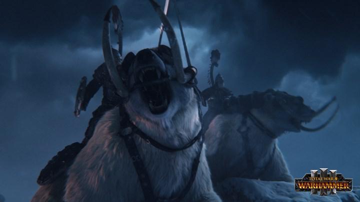 Total War: Warhammer 3'te yeni bir fragman paylaşıldı