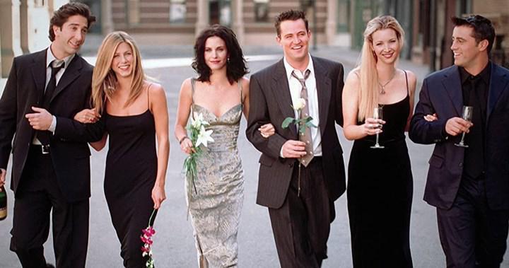Friends'in özel bölümünden ilk fragman paylaşıldı