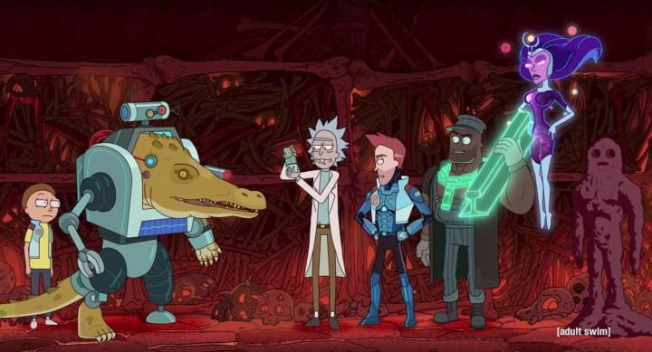 Rick and Morty'nin spin-off dizisi geliyor