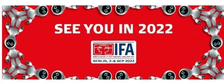 IFA 2021 pandemiye yenik düştü
