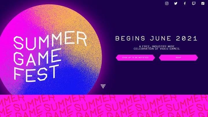 Yaz Oyun Festivali'nin tarihi açıklandı