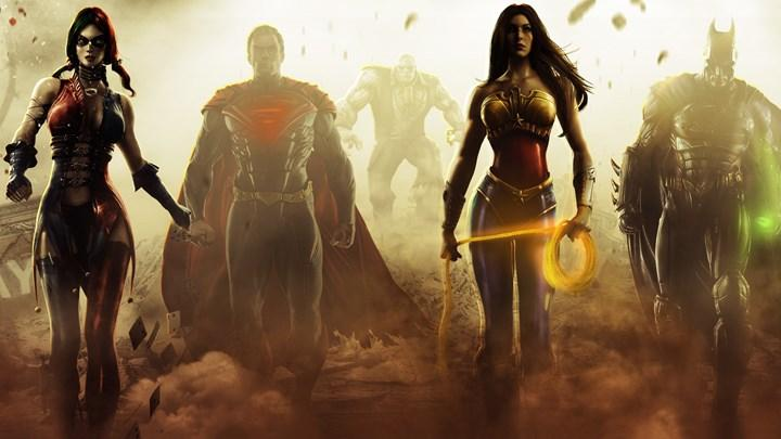 Injustice: Gods Among Us animasyon filmi duyuruldu