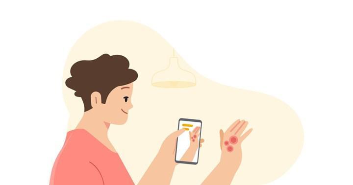 Google'dan cilt hastalıklarını tespit edebilen yapay zeka