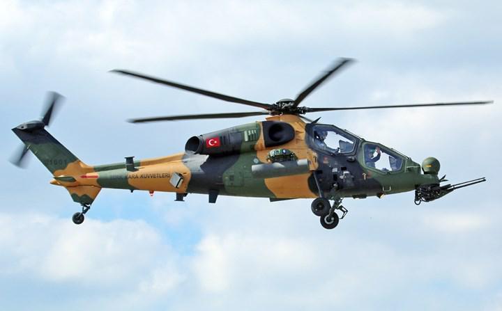 Yerli Atak helikopteri Filipinler'e satılıyor