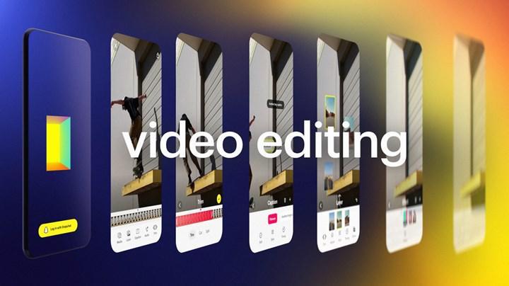 Snap, yeni uygulaması Story Studio'yu duyurdu