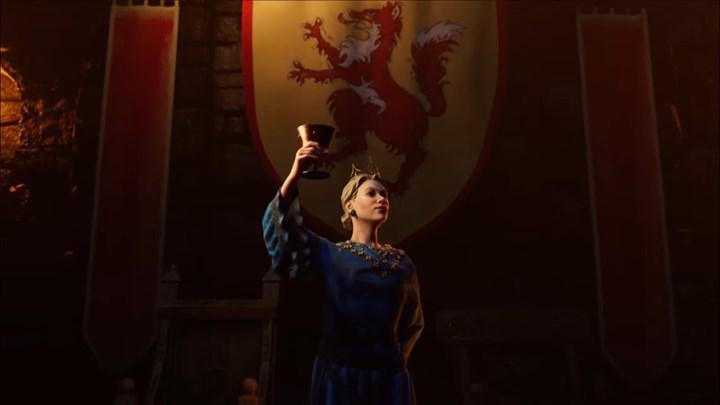 Crusader Kings III'ün genişleme paketi duyuruldu