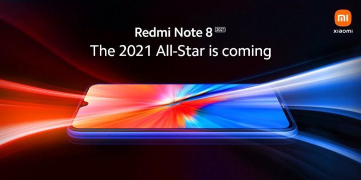 Redmi Note 8 2021 çok yakın