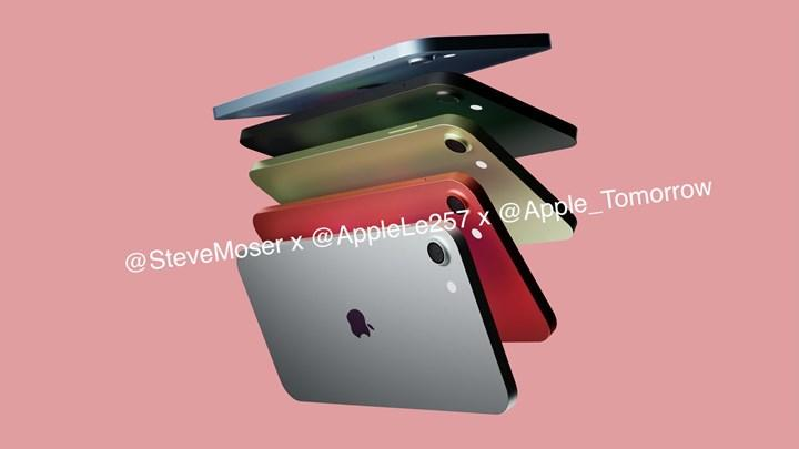iPod Touch 8 tasarımı
