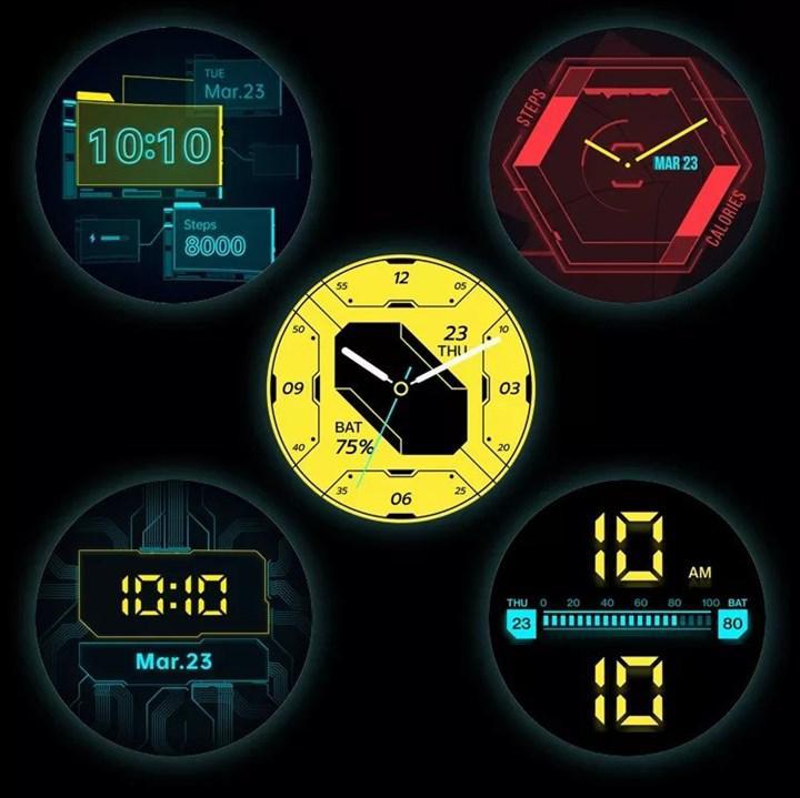 OnePlus Watch'ın Cyberpunk 2077 özel sürümü geliyor