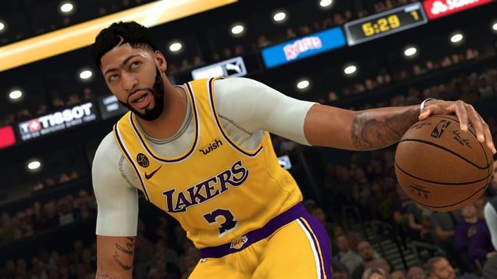 Epic Games NBA 2K21