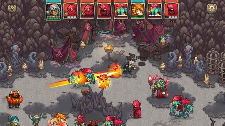Legends of Kingdom Rush, Apple Arcade'e geliyor