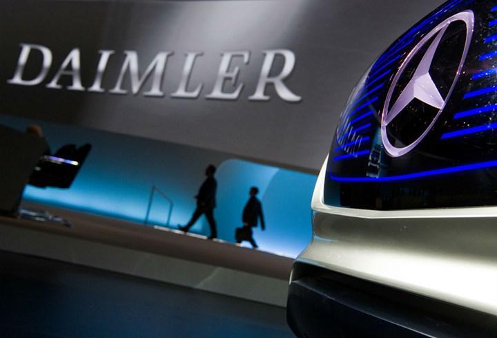 Mercedes'in ana şirketi Daimler'e göre sadece elektrikli araçlara yönelmek riskli