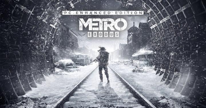 Metro Exodus: Enhanced Edition, DualSense'i destekliyor