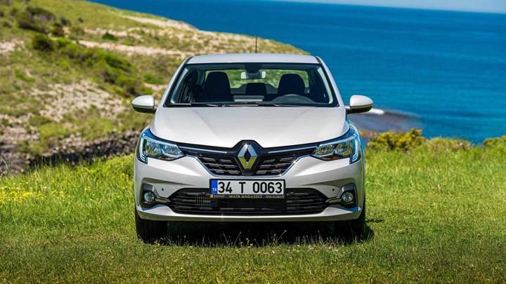 Renault Taliant ön tasarım