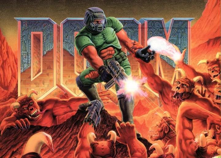 Doom oyunu şeklinde Captcha geliştirildi: Geçmek için canavarları öldürmeniz gerekiyor