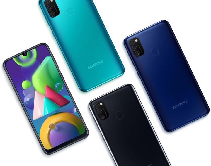 Samsung Galaxy M22'nin teknik özellikleri belli oldu: Helio G80 işlemci, 6.000 mAh pil