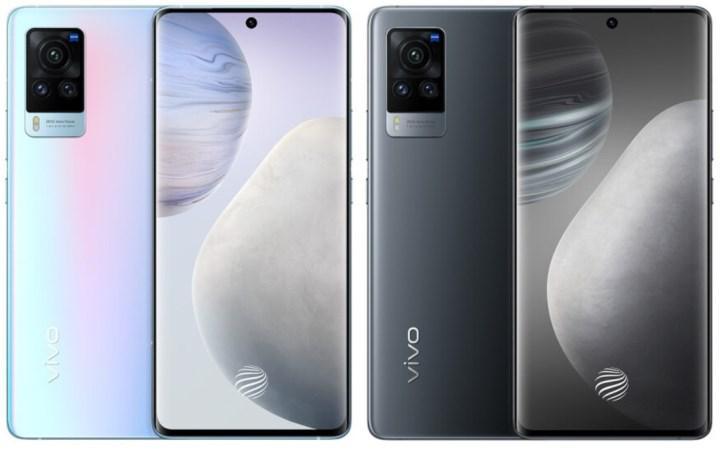 Vivo X60 Curved Screen Edition tanıtıldı