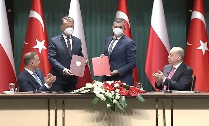 Sözleşme imzalandı: Polonya 24 adet Bayraktar TB2 satın aldı