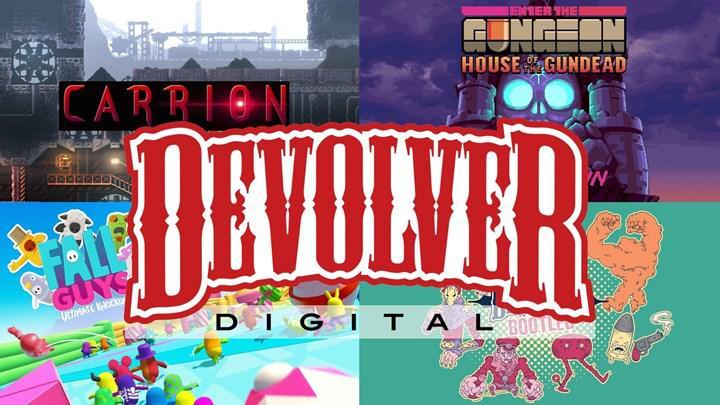 Devolver, bu yıl için 2 mobil oyunları olduğunu söyledi