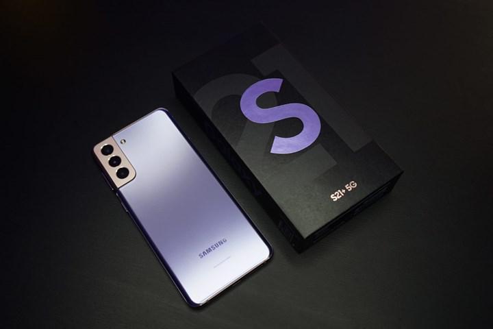 Android 12 alması beklenen Samsung telefonlar