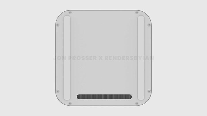 M1X işlemcili yeni Mac mini'nin tasarımı ortaya çıktı