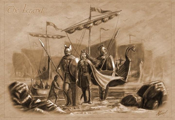 Yeni Game of Thrones dizisi 10.000 Ships'in senaristi belli oldu