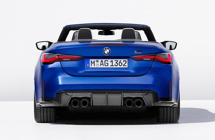 yeni m4 convertible arka tasarım