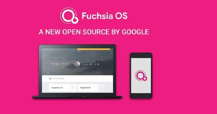 Google, Fuchsia işletim sistemini piyasaya sürdü